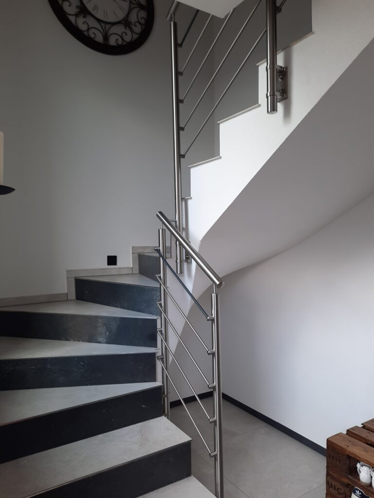 Hafner Metalldesign Treppengeländer